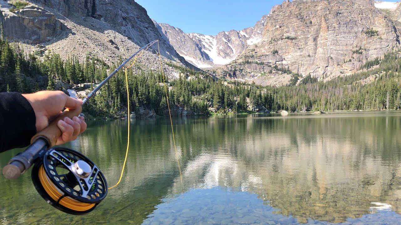 fly-fishing-a-remote-mountain-lake