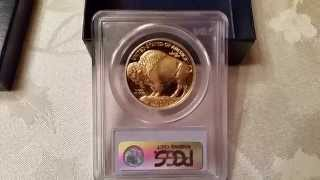 2006 Gold Buffalo Proof 70 Coin