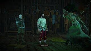 The Witcher 3 Wild Hunt : Мышиная Башня - Моровая Дева.(На Смерть!)