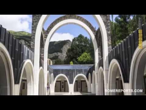 O Santuário de Meritxell incluído na Rota Mariana
