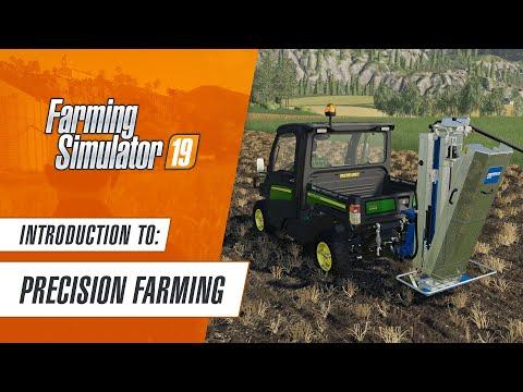 Доступен новый DLC Precision Farming!