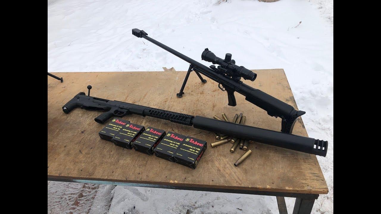 Снайперы 49-й армии получили убойные винтовки «Корд-М»