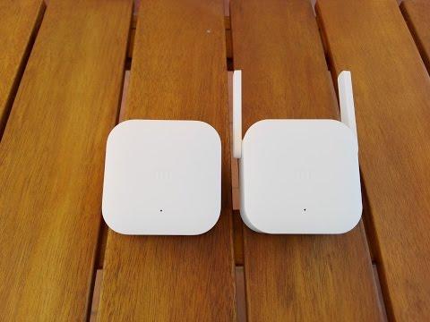 Xiaomi WiFi HomePlug Review Amplificador Repetidor WiFi