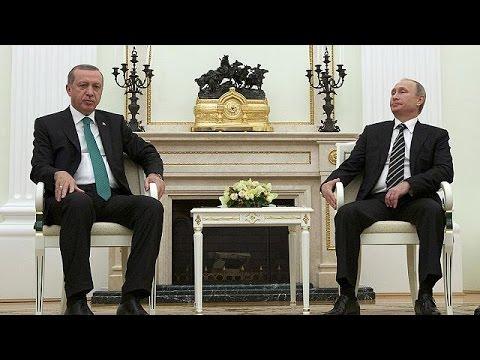 Turchia chiede 'perdono' per aereo russo abbattuto