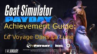 Goat Simulator PAYDAY: Achievement Guide - Le Voyage Dans La Lune