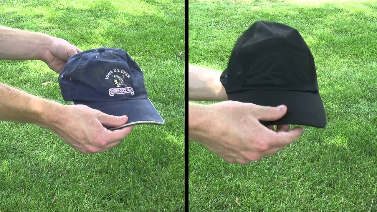 Golf Hats for Bald Guys-Moisture Wicking.mov - YouTube 0b8863ab59a