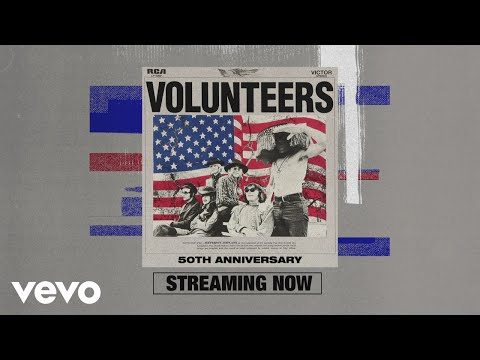 Big 95 Morning Show - Jefferson Airplane's 'Volunteers' album honored by video for its 50th
