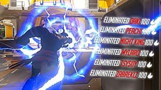 INSANE 3rd Person Overwatch Mode 2 Grandmasters vs 6 Silver Overwatch Workshop