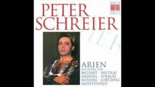"""Peter Schreier, Mozart """"Come mai creder deggio / Dalla sua pace la mia depende"""" (Don Ottavio)"""
