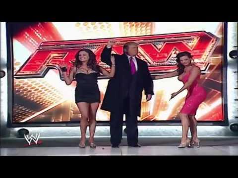 Wrestlemania 32 - The Undertaker versus Donald Trump