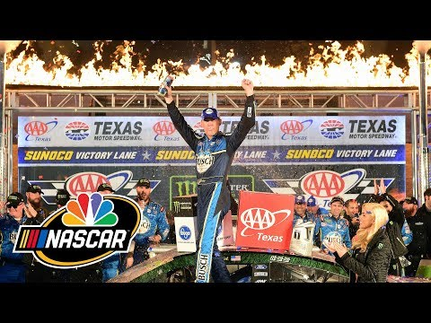 nascar-cup-series-playoffs-at-texas-|-extended-highlights-|-11/3/2019-|-motorsports-on-nbc