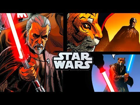 THE FIRST JEDI THAT DISCOVERED DOOKU WAS A SITH!!(CANON) - Star Wars Comics Explained