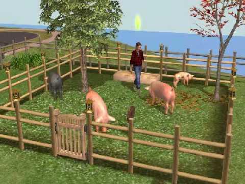 sims 3 farm animals