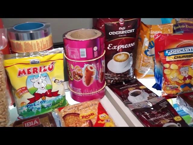 Case de Sucesso TOTVS  Manufatura  INFLEX Industria e Comercio de Embalagens