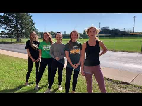 Crystal Lake South High School Dance Team