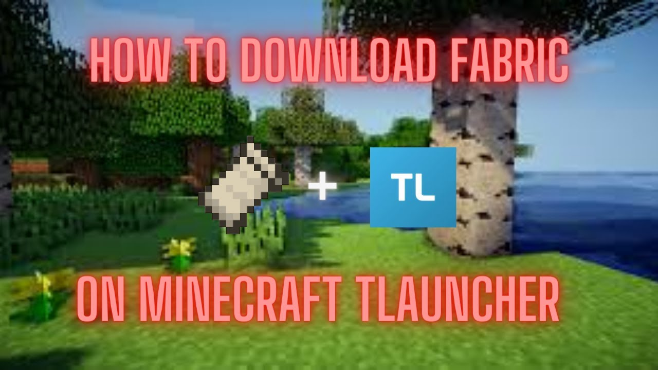 How to Download and install Fabric on Minecraft Tlauncher  step