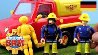 Feuerwehrmann Sam Deutsch | Neue Spielzeuge für Beste Rettungsaktionen | Kinder Spielzeug