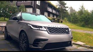 Range Rover Velar - 8 причин, чтобы его купить