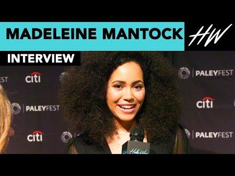 Madeleine Mantock Shares