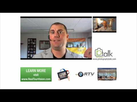 Awarded Best Virtual Tour Software By PhotographyTalk.com