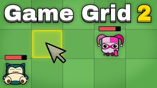 Thumbnail for 'Create a grid in Unity - Perfect for tactics or turn-based games! Part 2'