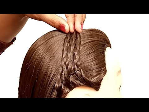 new-hairstyle-for-girls-2020-||-hair-style-girl-||-open-hair-hairstyles-||-party-hairstyles