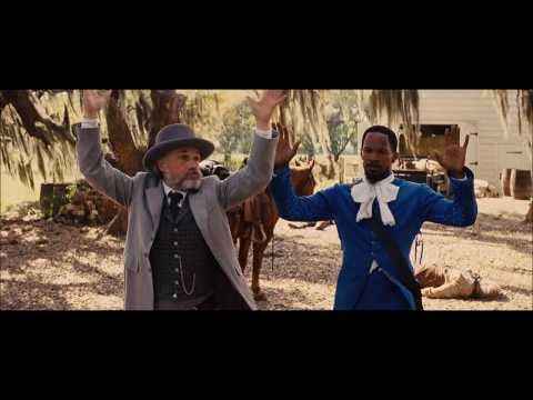 DJANGO UNCHAINED - HIS NAME IS KING - MUSIC CLIP