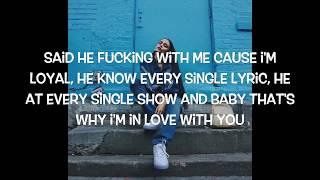 Kehlani ft. Kyle Dion - How We Do Us (Lyrics)