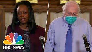 Pathologists Deliver Findings Of George Floyd's Independent Autopsy | NBC News NOW