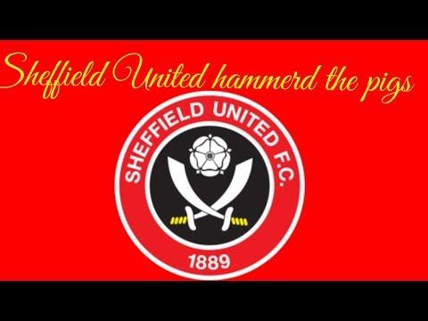 Sheffield PIGS 2 Sheffield United 4