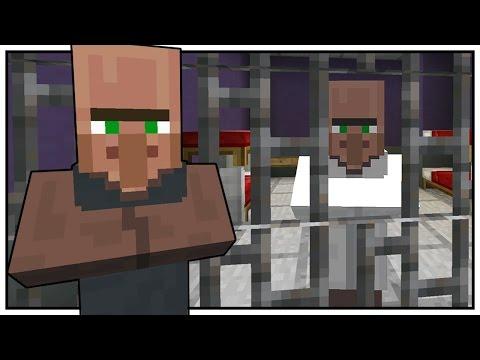 FENTON GETS BETRAYED?   Minecraft Prison Break (Episode 3)