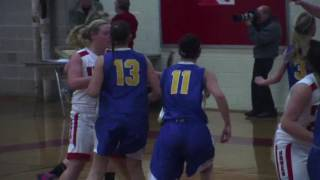 Acton Boxborough Jr Varsity Girls Basketball vs Waltham 12/21/12
