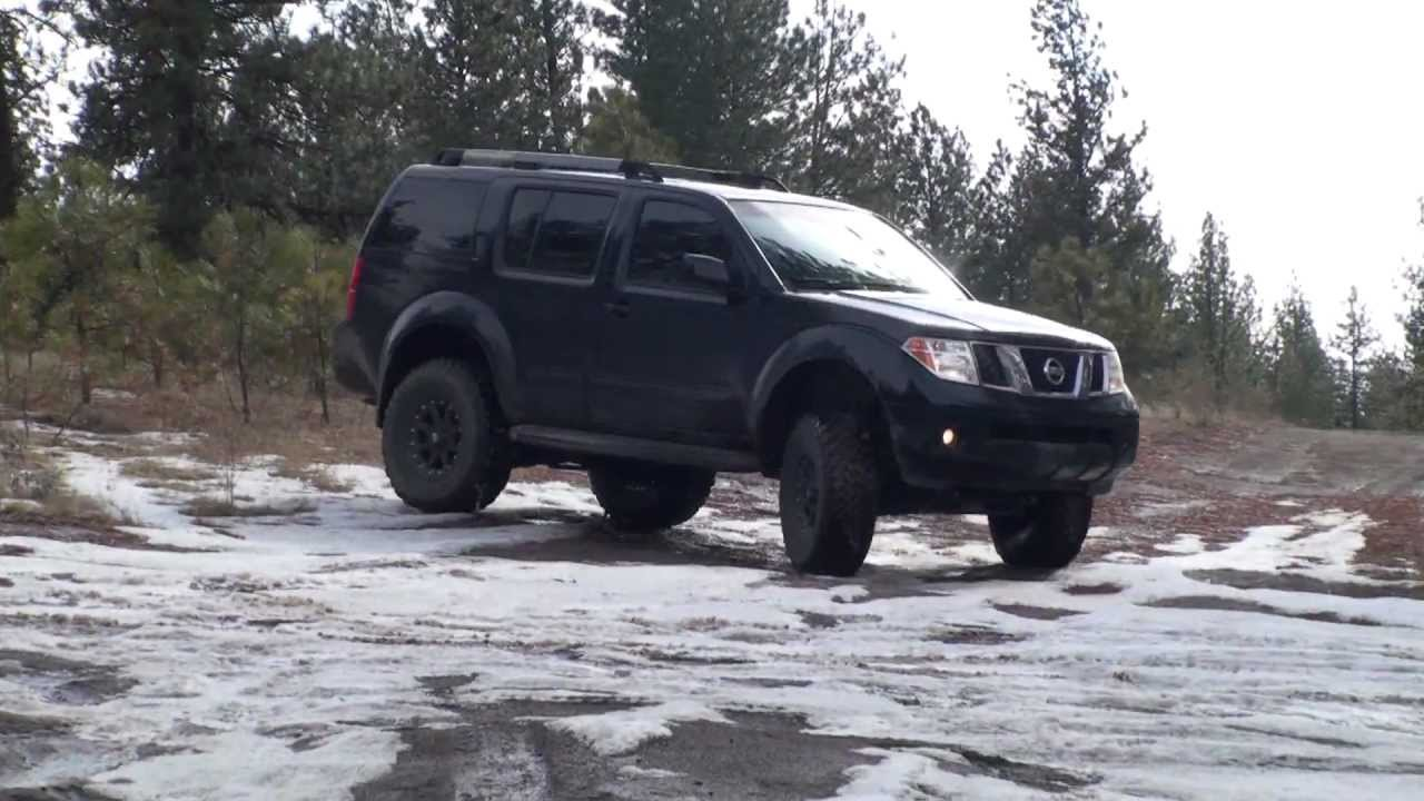 Lifted R51 Pathfinder Offroad Youtube