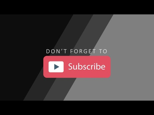 Youtube Subscribe Video Templates 07