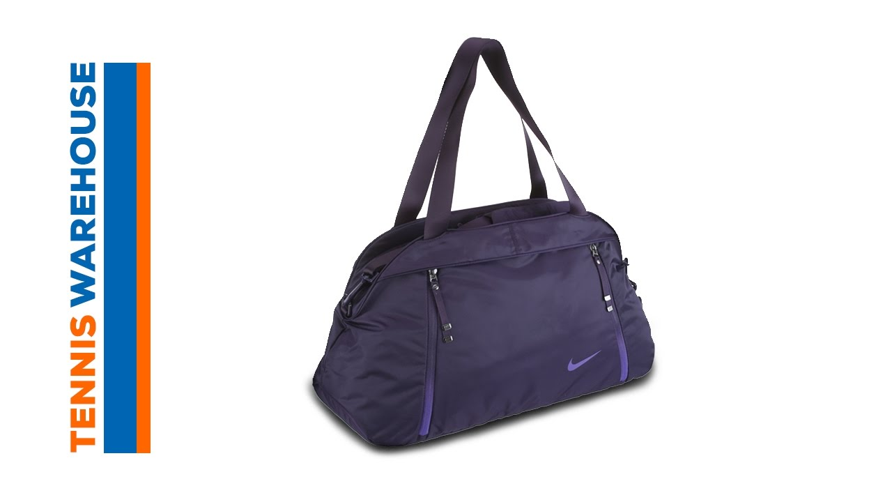 c3a678109e1c69 Nike Auralux Club Bag - YouTube