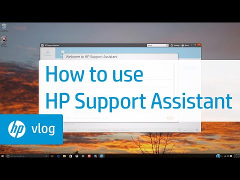 How To Use HP Support Assistant: HP How To For You | HP Computers | HP