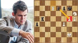 Brilliant Preparation + Top Engine Moves =? || Sarana vs Carlsen || FIDE Chess.com Grand Swiss