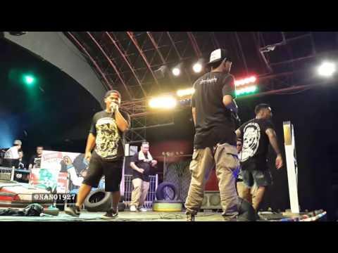 Nganchuk Crew - Hip Hop Reunion 2015 Surabaya