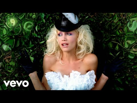 Gwen Stefani - What You Waiting For? (Clean Version) (Official Video)