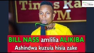 Video BILL NASS Amlilia ALIKIBA, Ashindwa kujizuia Asema haya... download MP3, 3GP, MP4, WEBM, AVI, FLV April 2018