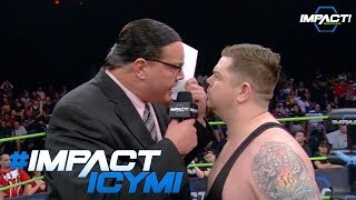 Grado Calls Out Joseph Park and Gets More Than He Was Looking For In Return   #IMPACTICYMI 10.19.17