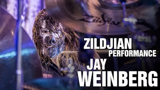 zildjian performance   jay weinberg plays killpop