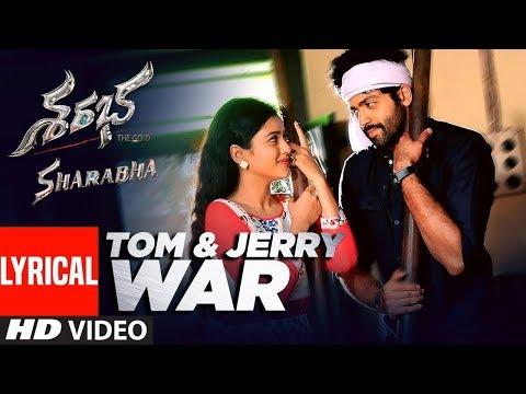 Tom & Jerry Full Song With Lyrics - Sharabha Movie Songs - Aakash Kumar Sehdev, Mishti Chakraborthy