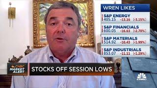 Wells Fargo Investment Institute's Scott Wren on growth stocks