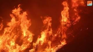 بالفيديو.. صيف الولايات المتحدة ينذر بأسوأ الحرائق
