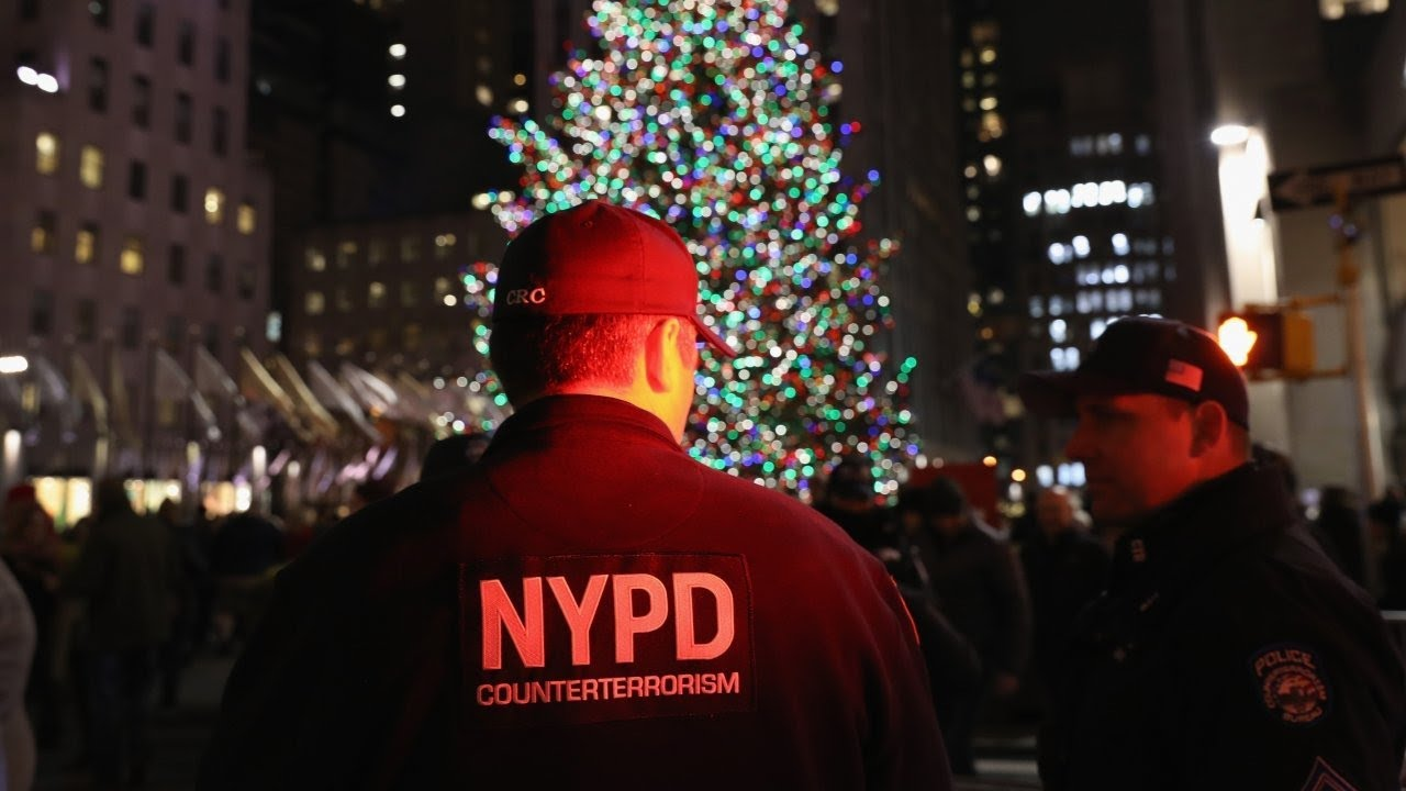 NYPD heightening security efforts for NYE