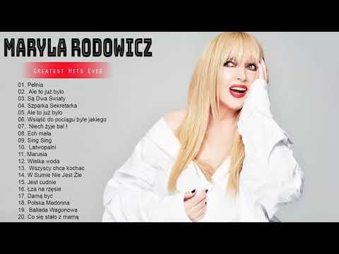 The Best Of Maryla Rodowicz  Najlepszych Piosenek Maryla Rodowicz