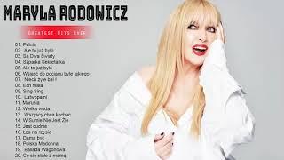 The Best Of Maryla Rodowicz | Najlepszych Piosenek Maryla Rodowicz