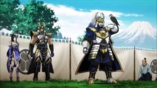 Samurai Warriors 4 - Anime Trailer
