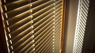 Hliníková žaluzie IDK s RONDO lištou je vhodná pro plastová okna